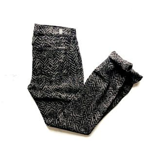 Amazing 7 For Mankind Zebra Print Jeans